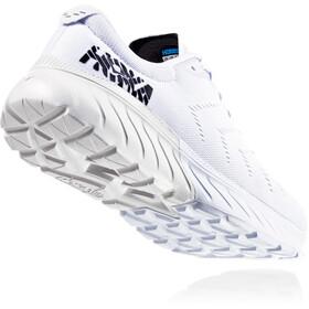 Hoka One One Mach 2 Zapatillas running Mujer, white/black